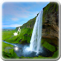 Waterfall Sound Live Wallpaper icon