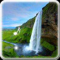 Waterfall Sound Live Wallpaper