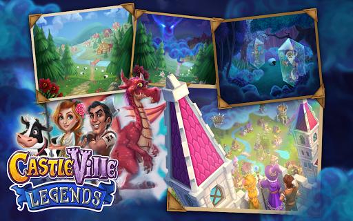 CastleVille Legends screenshot 7