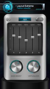 EQ & Bass Booster Pro - metal v1.1.6