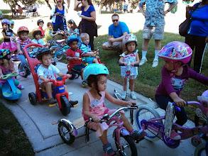 Photo: Finn's First Trike-a-Thon