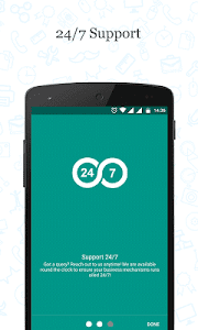 Global Messaging INFINI SMS screenshot 1
