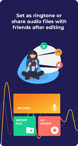 Voice Changer With Audio Sound Effects & Recorder screenshot 3