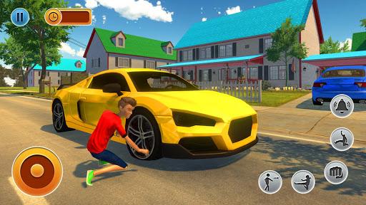 Virtual Neighbor High School Bully Boy Family Game 1.0.7 screenshots 1