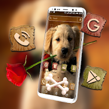 Dog Launcher Theme Download on Windows