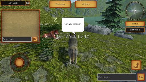 Wolf Simulator Evolution 1.0.2.4 screenshots 23