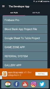 The Developer App (Download Free AIA & AIX Files) 6.0