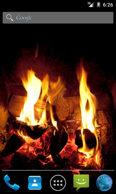 fireplace live wallpaper android apps on google play