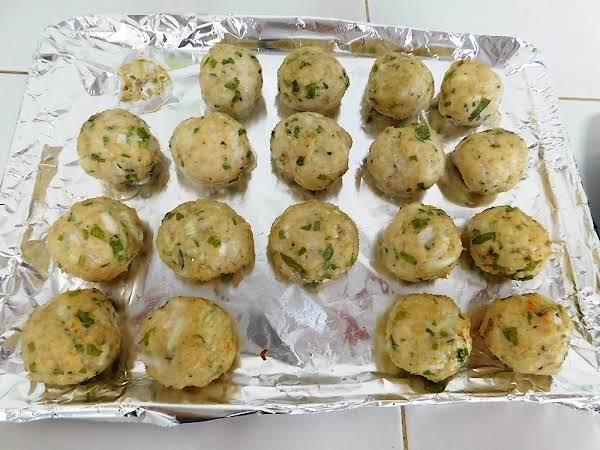 All Purpose Chicken Meatballs Recipe