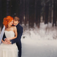 Wedding photographer Andrey Radyuk (Rydja). Photo of 25.01.2015