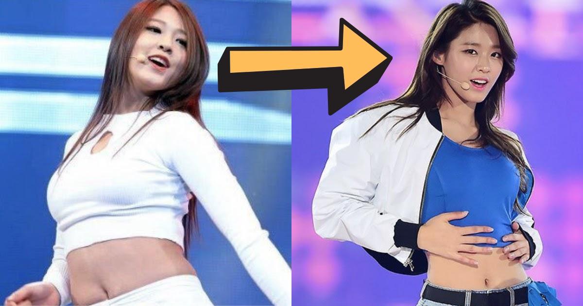 Seolhyun își dezvăluie luptele pentru a pierde în greutate