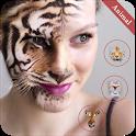 Animal Face Photo Editor icon