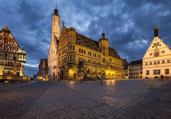 Rothenburg ob der Tauber di ped1_dom