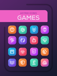Astrix – Icon Pack v1.0.7 Patched Latest APK Free Download 5