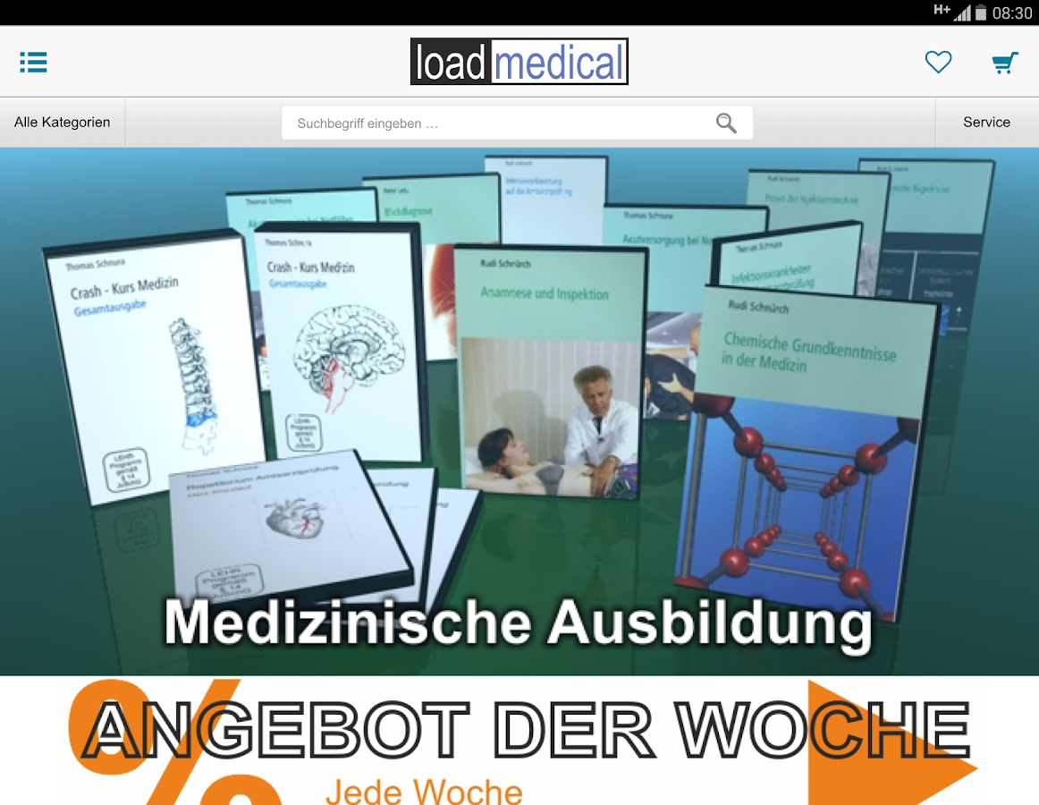 loadmedical- screenshot
