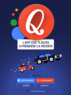Quiz Patente A e B - Quizzo- miniatura screenshot