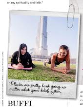 Photo: July 2013 -Good Taste: Friendship&Fitness