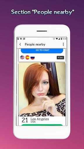 ChatRoulette - Free Video Chat v1.8 screenshots 2