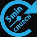 5MinChurch icon