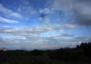 Photo: Terre dans le lointain.