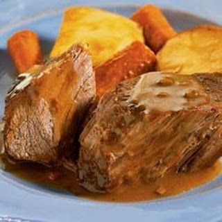 Campbell's® Slow Cooker Savory Pot Roast.