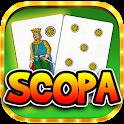 Scopa Online - Gioco di Carte icon
