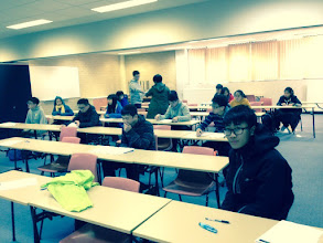 Photo: Day 2: Placement Test