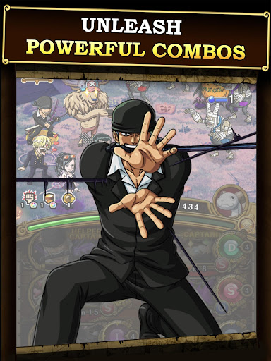 ONE PIECE TREASURE CRUISE 9.5.0 screenshots 4