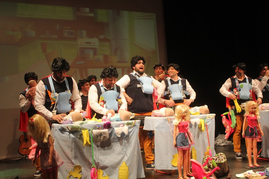 Cuarta noche de los cuartos de final del Concurso del Carnaval de Almería.