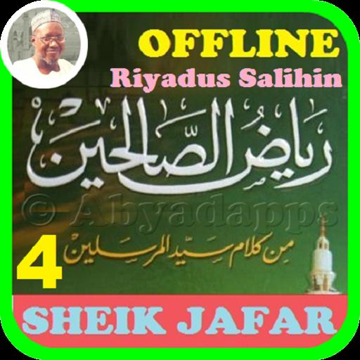 Download Riyadus Salihin MP3 Offline Part 4 - Sheikh Jafar app apk