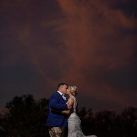 Clouds by Lood Goosen (LWG Photo) - Wedding Bride & Groom ( bride, love, wedding dress, groom, wedding photography, wedding photographer, bride groom, weddings, wedding day, wedding photographers, kiss, bride and groom, kissing, wedding )