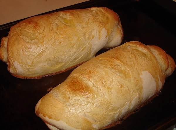 Bread Machine French Baguettes/ Sub Bread Recipe