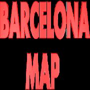 Barcelona Map Metro Bus