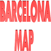 Barcelona Map Metro Bus
