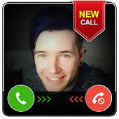 call from dantdm (OMG He is Answer)