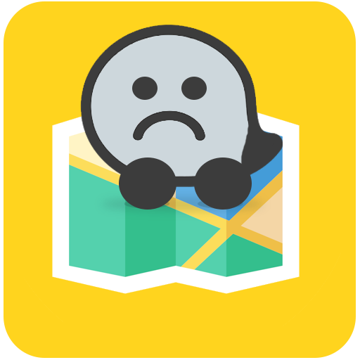 Free Waze GP map guide