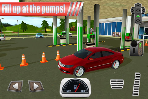 Gas Station: Car Parking Sim  screenshots 2