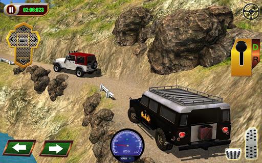 Offroad Jeep mountain climb 3d 1.3 Screenshots 1