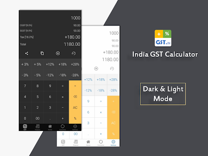 India GST Calculator & GST Rates v3.7.6 (SAP) (Premium) 1