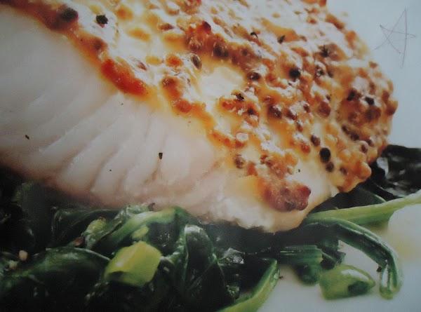 Norma's 30 Minute Maple-dijon Cod Recipe