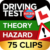 Driving Theory Test & Hazard Perception 2017 Kit