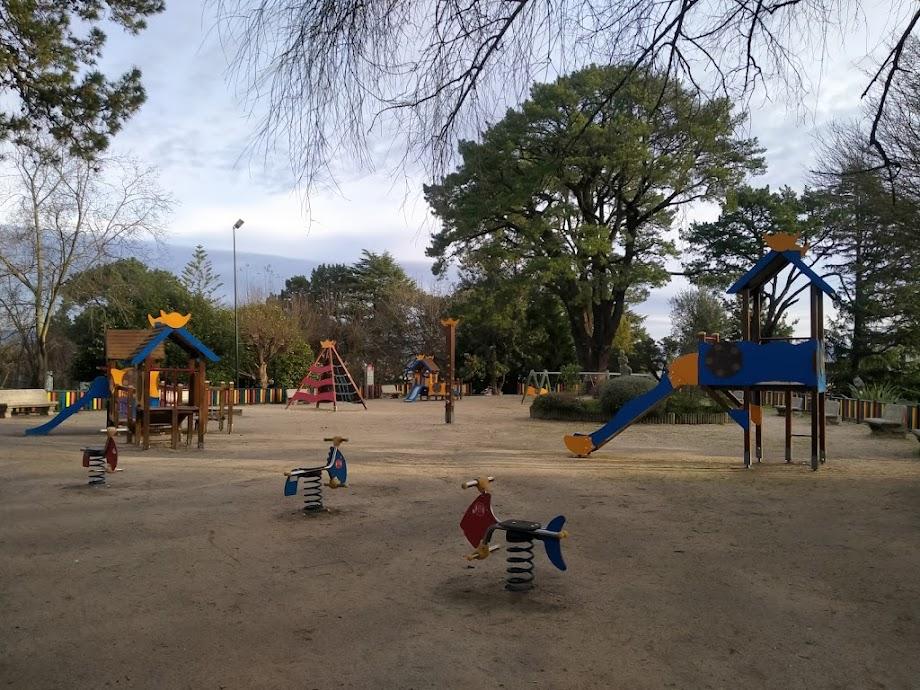 Foto Parque infantil O Castro 1