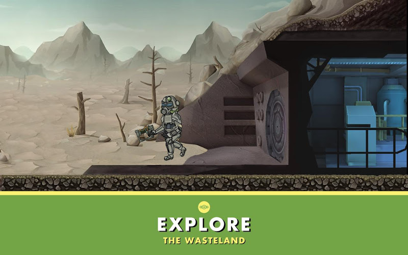 Fallout Shelter v1.1.320 Hack Mega Mod APK [UPDATED & FIXED]