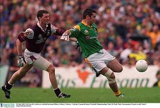 Photo: Pat Farrell v Galway, CSFC Final 2000
