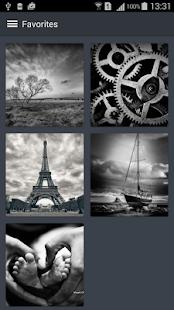 Černobílé Obrázky - náhled