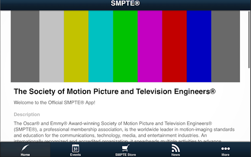 SMPTE- screenshot thumbnail