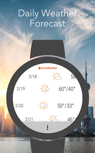 AccuWeather: Local Weather Forecast & Live Alerts  screenshots 19