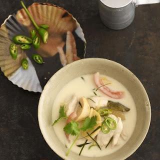Coconut Milk Chicken Broth Soup Recipes