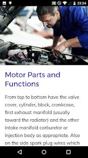 Auto Mechanics Course - náhled