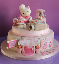 Photo: Hello kitty Bakery by Amerilde (9/30/2012) View cake details here: http://cakesdecor.com/cakes/30583